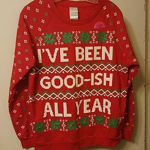 Light up Christmas sweatshirt